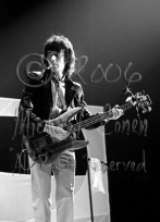 Bill Wyman [The Rolling Stones - Freedom Hall, Louisville Ky 11-3-81]