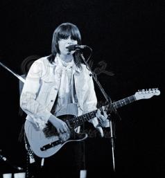 Michael Conen - Chrissie Hynde 25 [The Pretenders - Louisville Memorial Auditorium, Kentucky 9-4-80]