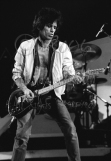 Keith Richards & black Strat 5 [The Rolling Stones - Rupp Arena, Lexington Ky 12-11-81]
