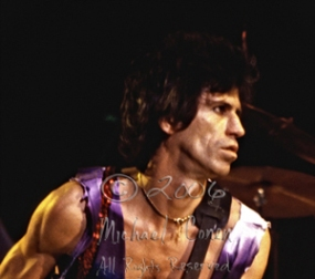 Keith Richards 'the shot' CLOSEUP [The Rolling Stones - Rupp Arena, Lexington Ky 12-11-81]