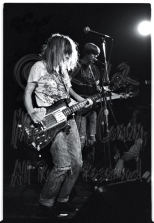 Kim Gordon & Thurston Moore sings 2 [Sonic Youth - I Beam, SF 7-7-86]