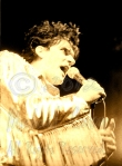 Lux Interior closeup [The Cramps - I Beam, SF July, 1986]