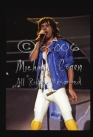 Mick Jagger in Blue Jacket [The Rolling Stones - Rupp Arena, Lexington Ky 12-11-81]