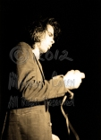 Nick Cave between verses [Nick Cave & The Bad Seeds - I Beam, SF