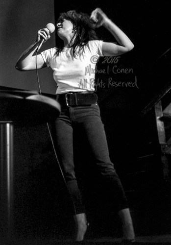 Michael Conen - [PROOF] Lydia Lunch in B&W [Lydia Lunch - DNA Lo