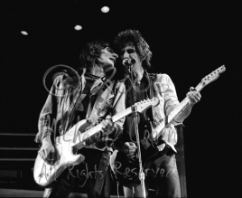 Ron Wood & Keith Richards backing vocals [The Rolling Stones - Rupp Arena, Lexington Ky 12-11-81]