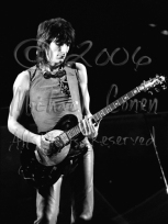 Ron Wood slide guitar 3 [The Rolling Stones - Freedom Hall, Louisville Ky 11-3-81]