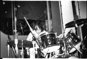 Steve Shelley 2 [Sonic Youth - I Beam, SF 7-7-86]