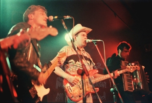 Live from Club DV8, in San Francisco, June 27, 1986