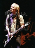 Tom Petty & Flying V with Mike Campbell behind [TP and the Heartbreakers - Louisville Memorial Auditorium 9-20-78]