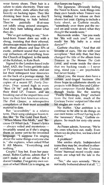 Second page of the article