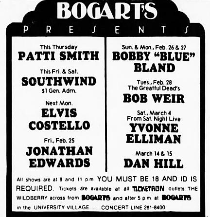 concert-ad-patti-smith-at-bogarts-feb-1978