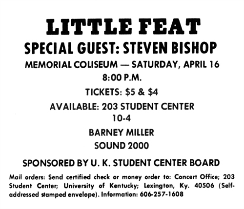 LIttle Feat & Stephen Bishop - The_Courier_Journal_Sun__Apr_10__1977_