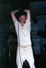 Michael Conen - Michael Gira arms above head 3 [The Swans - Mab