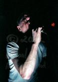 Michael Conen - Michael Gira closeup [The Swans - Mabuhay Garde