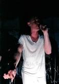Michael Conen - Michael Gira hand on mic stand [The Swans - Mab