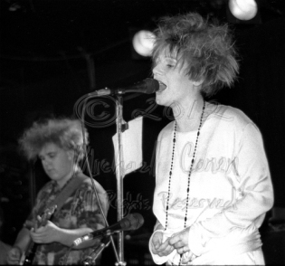Robin Guthrie & Liz Fraser 9 [Cocteau Twins - Wolfgang's, SF 9-