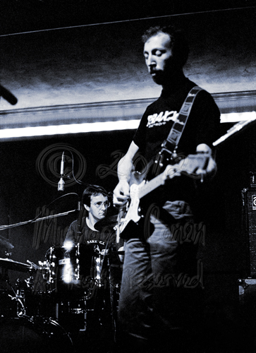 One of the two images of Dave Mattacks I uncovered from these shows