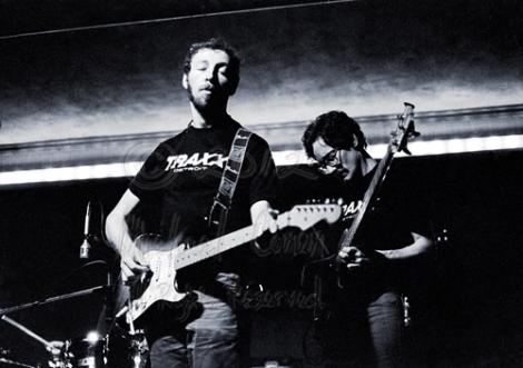 Michael Conen -  Richard Thompson and Pete Zorn eyes down horizo