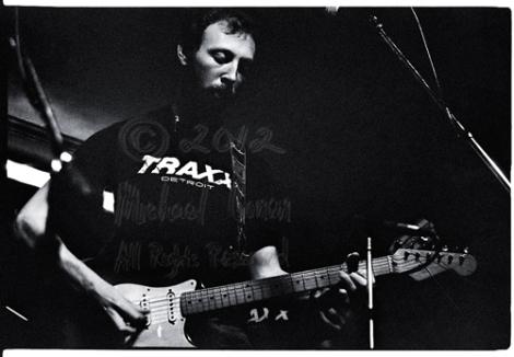 Michael Conen -  Richard Thompson electric horizontal [Richard &