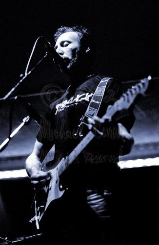 Michael Conen -  Richard Thompson sings with Strat [Richard & Li