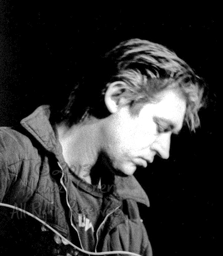 Michael Conen - [PROOF] Chris Spedding horizontal 3 - close up [