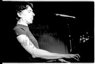 Michael Conen - [PROOF] John Cale on piano horizontal [John Cale