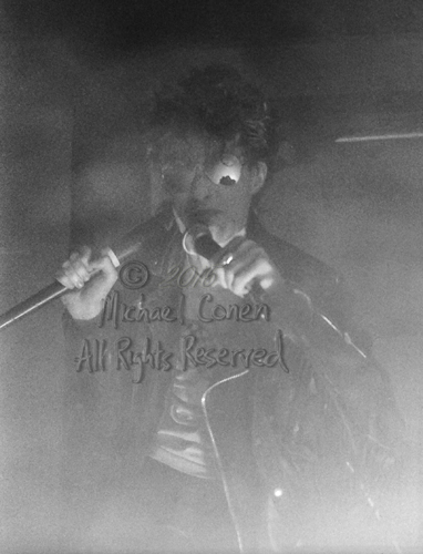 Michael Conen - [PROOF] Foetus with bat on shoulder & shades fac