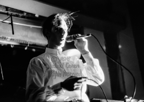 Michael Conen - [PROOF] Peter Murphy glows profile [Peter Murphy