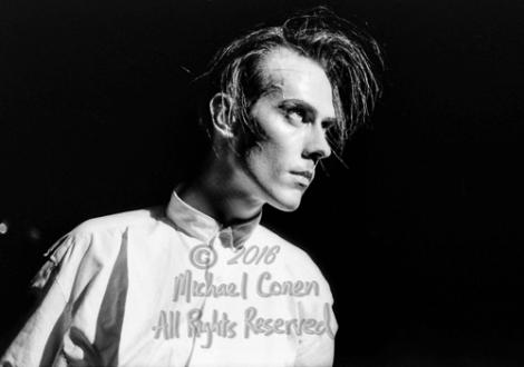 Michael Conen - [PROOF] Peter Murphy leaning horizontal [Peter M