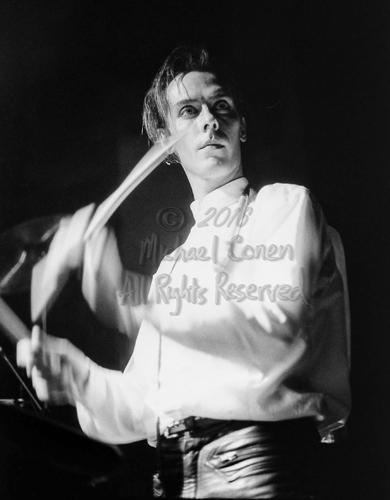 Michael Conen - [PROOF] Peter Murphy percussion [Peter Murphy -