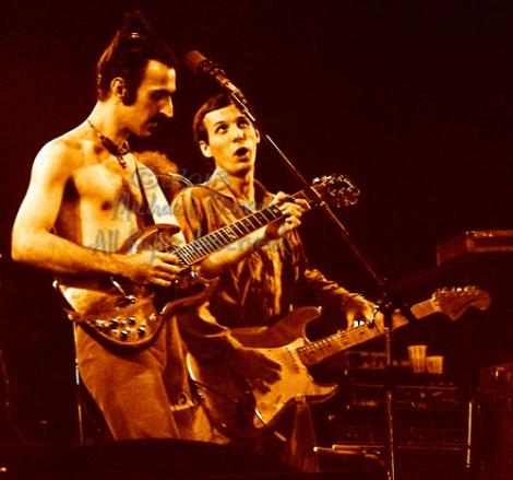 Michael Conen - [PROOF] Frank Zappa & Adrian Belew cross-eyed [F