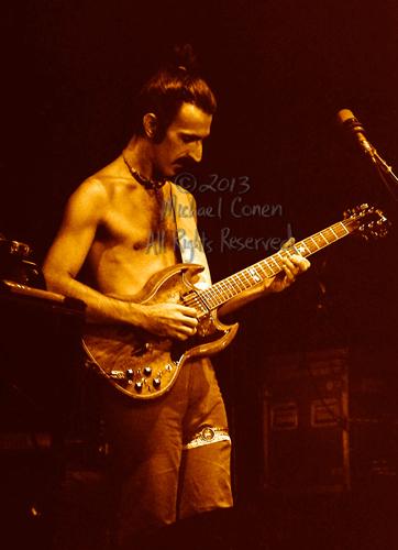 "Michael Conen - [PROOF] Frank Zappa solos ""the shot"" [Frank Zapp"