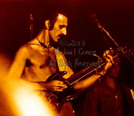 Michael Conen - [PROOF] Frank Zappa solos dark closeup [Frank Za