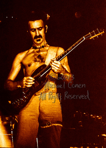 Michael Conen - [PROOF] Frank Zappa solos [Frank Zappa - Louisvi