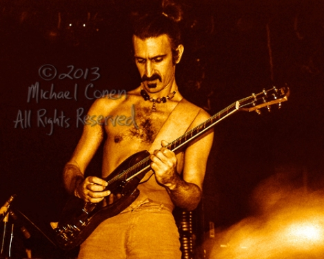 Michael Conen - [PROOF] Frank Zappa solos horizontal with flash