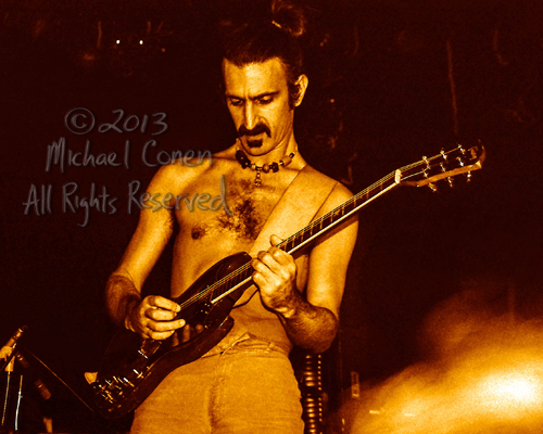 Being Frank My Time With Frank Zappa