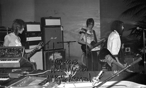 Michael Conen - [PROOF] Ivan Kral, Lenny Kaye & Patti Smith no 3
