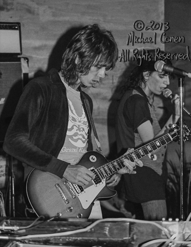 Michael Conen - [PROOF] Ivan Kral solos & Patti Smith sings [Pat