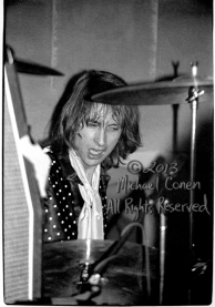 """Patti Smith Group Bogart's Cincinnati, Ohio 2-16-78 *** Patti Smith Group; Bogart's; Cincinnati; Ohio; 2-16-78; Any further use requires permission from the photographer; Michael Conen. *** These photos were taken on print film, and then digitally scanned at 2000 dpi. All images viewed here are """"proofs"""" of the negatives. Serious inquiries regarding further publication will be entertained. Please contact me with comments, questions, etc. at michaelconen@tutanota.com"""