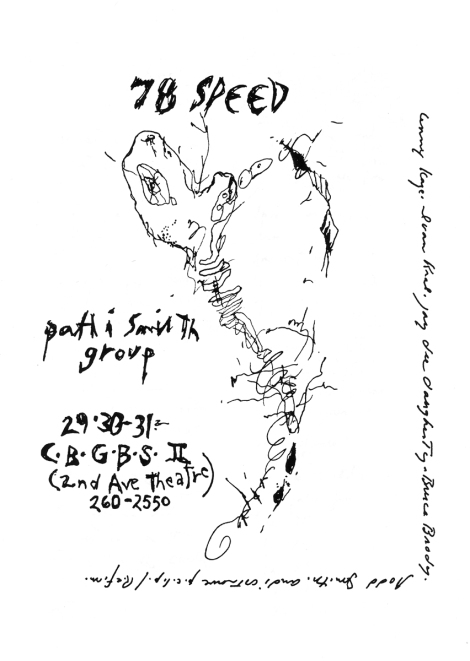 Patti Smith - 78 Speed