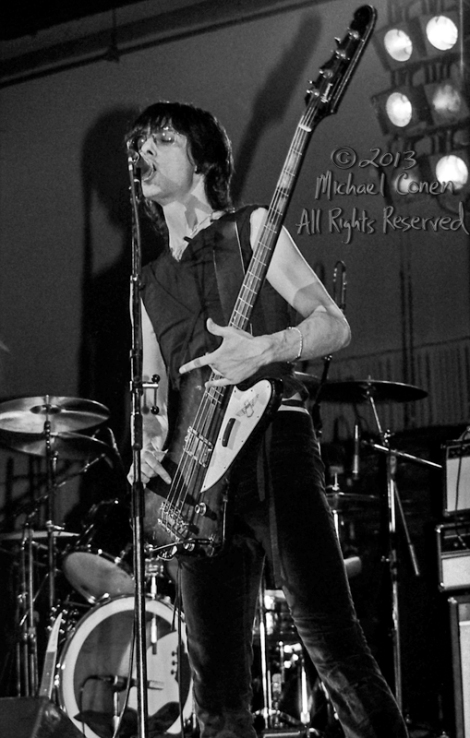 Michael Conen - [PROOF] Lenny Kaye and bass LG [Patti Smith Grou