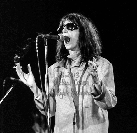"Michael Conen - [PROOF] Patti Smith ""We're Gonna Have a Real Goo"
