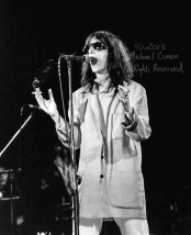 "Patti Smith Group Louisville Memorial Auditorium Louisville, Kentucky 4-26-78 *** Patti Smith Group; Louisville Memorial Auditorium; Louisville; Kentucky; 4-26-78; Any further use requires permission from the photographer; Michael Conen. *** These photos were taken on print film, and then digitally scanned at 2000 dpi. All images viewed here are ""proofs"" of the negatives. Serious inquiries regarding further publication will be entertained. Please contact me with comments, questions, etc. at michaelconen@myway.com"