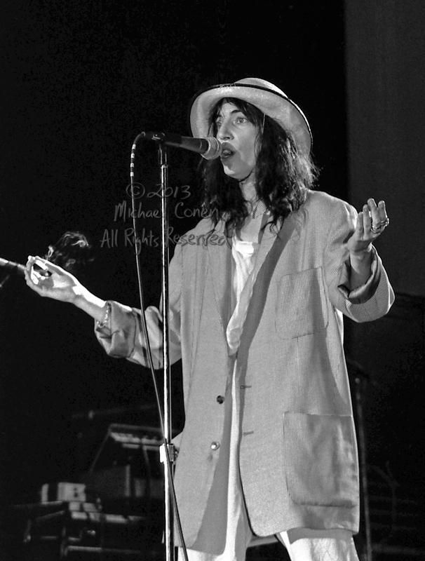 "Michael Conen - [PROOF] Patti Smith ""You Light Up My Life"" RE LG"