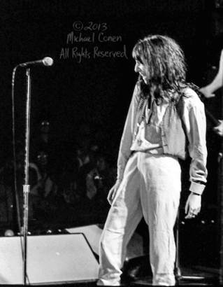 "Patti Smith Group Louisville Memorial Auditorium Louisville, Kentucky 4-26-78 *** Patti Smith Group; Louisville Memorial Auditorium; Louisville; Kentucky; 4-26-78; Any further use requires permission from the photographer; Michael Conen. *** These photos were taken on print film, and then digitally scanned at 2000 dpi. All images viewed here are ""proofs"" of the negatives. Serious inquiries regarding further publication will be entertained. Please contact me with comments, questions, etc. at michaelconen@tutanota.com"
