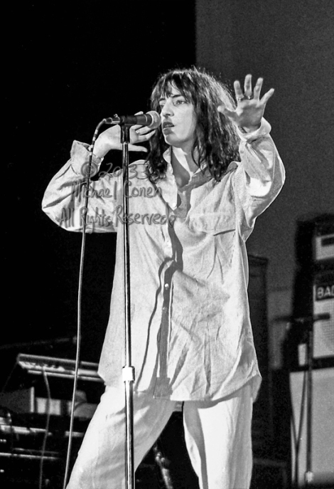 Michael Conen - [PROOF] Patti Smith shimmy vocals LG [Patti Smit