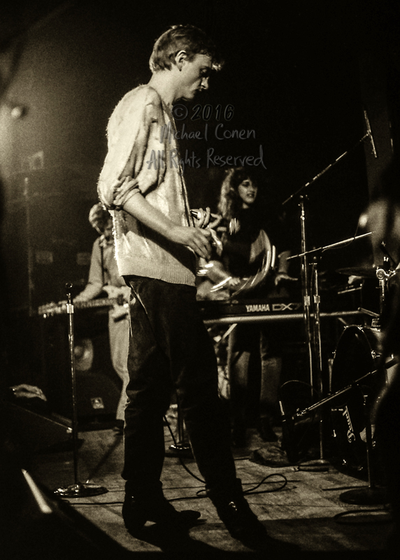 Michael Conen - [PROOF] Craig Scanlon, Mark E. Smith tambourine