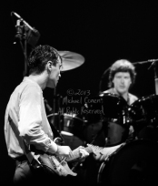 """Talking Heads San Francisco Civic Center San Francisco, California 12-6-83 *** Talking Heads; San Francisco Civic Center; San Francisco; California; 12-6-83; Any further use requires permission from the photographer; Michael Conen These photos were taken on print film, and then digitally scanned at 2000 dpi. All images viewed here are """"proofs"""" of the negatives. Serious inquiries regarding further publication will be entertained. Please contact me with comments, questions, etc. at michaelconen@tutanota.com"""