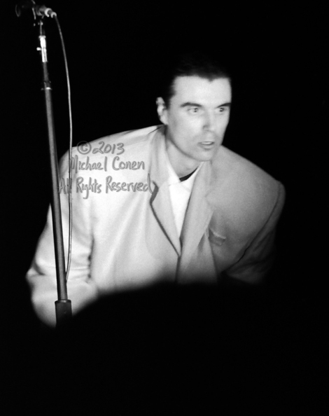 Michael Conen - [PROOF] David Byrne leans into the light LG [Tal
